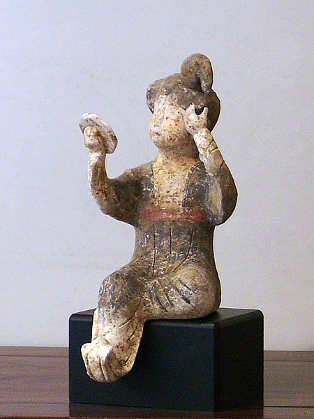 Beautiful, Fat Chinese Woman from the Tang Dynasty (618-907)